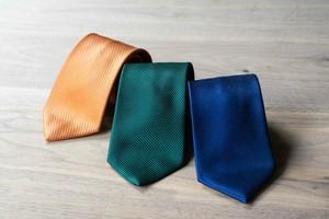 Rep plain tie