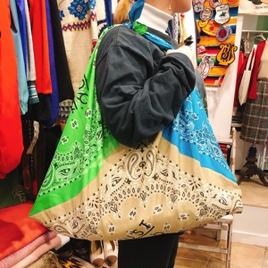 【remade:DUST AND ROCKS】Bandana Azuma Bag