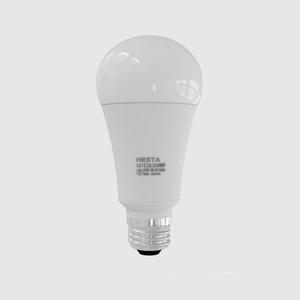 HESATA対応 LED電球・E26(60W相当)