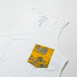 [SALE!!30%OFF  CAPTAIN FIN Co.] CAPTAIN MAHALO POCKET TANK TOP