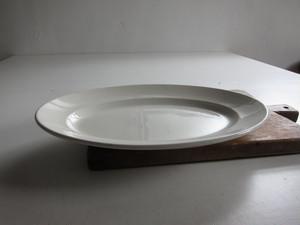 digoin et sarreguemines オーバルプレート 35.9cm