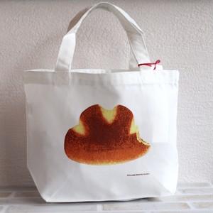 CLASKA クリームパンのトートバッグ S