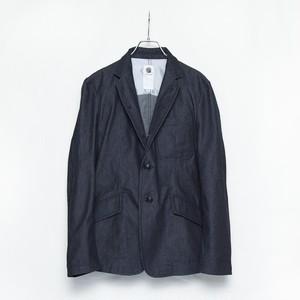 【GEN IZAWA】学ラン/デニムリバーシブルジャケット(INDIGO)
