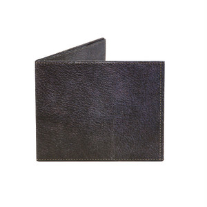 DYNOMIGHTY - MIGHTY WALLET (Black Leather)