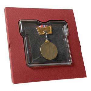 ランレコード メダルスタンド「ボルドー」