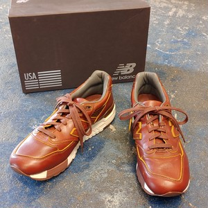 【USA】New Balance × Horween Leather 998