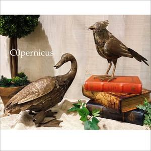 アイアンオブジェ Bird A 浜松雑貨屋 C0pernicus