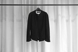 ASKYY / REMOVABLE RIDERS JACKET / BLK