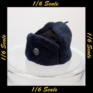 【01627】 1/6 DAMToys ロシア ファー帽子