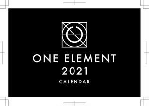 OE2021年卓上カレンダー