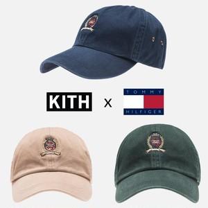 超話題【KITH x TOMMY HILFIGER】キャップ 帽子