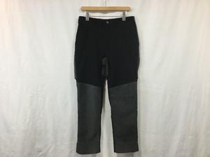 "semoh""switching boa pants black"""