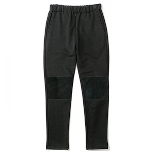 THE NERDYS / KNEEPAD SWEAT PANTS[BLACK]