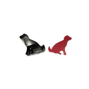 【抜き型】犬 / N021