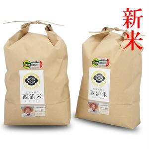 JAS認定無農薬 コシヒカリ玄米 10kg