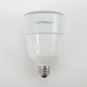 LUMISOUND bluetooth Speaker 2個セット ホワイト