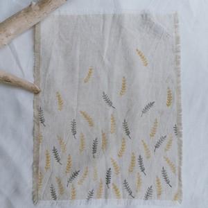 Tea towel wheat|ティータオル ウィート