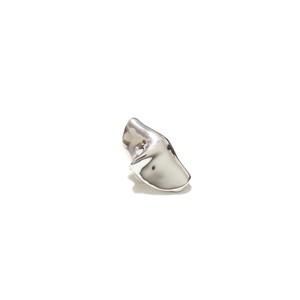 Silver Cling Earrobe
