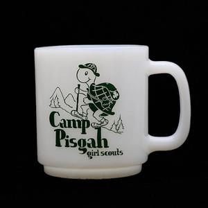 グラスベイク Camp Pisgah girl scouts マグ (208)
