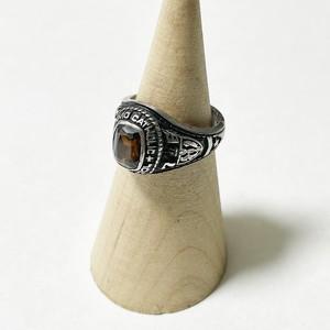 1976's Vintage Sterling School Ring