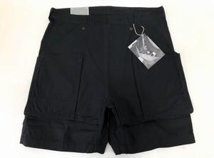 【senelier】Tool Box Shorts (black)