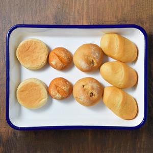 シンプル&プレーンセット 4種類の低糖質パン詰め合わせ☆ダイエットや糖質制限をサポート! ☆パン生地の糖質約84%カット RFシリーズ