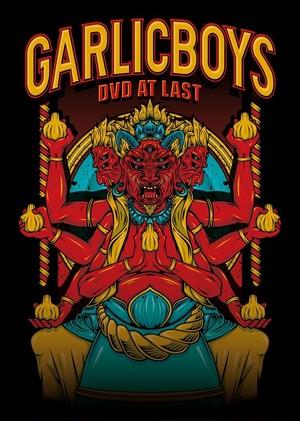GARLICBOYS DVD AT LAST