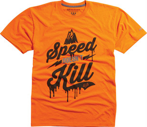 FOX RACING FOX テック Tシャツ Speed Wobble
