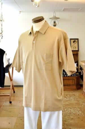 MANUAL ALPHABET  マニュアルアルファベット  サーフニット ビッグポロシャツ ポロシャツ MA-C-091