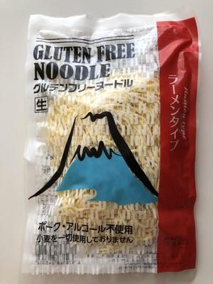 Halal Gluten Free Noodle (Ramen Type)