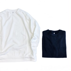 FIRMUM 【フィルマム】 AMERICAN COTTON HEAVY FRENCH TERRY CREW SWEAT