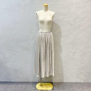 DONEEYU/ビンテージサテンスカート