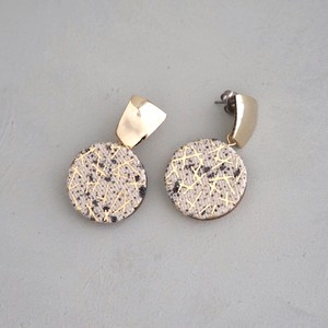 pierced earrings C-P28/earrings C-E28<gold>