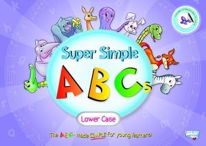 Super Simple ABC 小文字 9780982405659-2