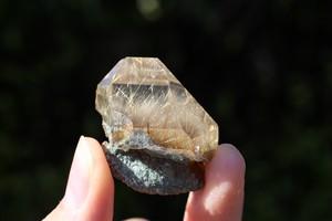 マニハール産 ヒマラヤ水晶 ルチル