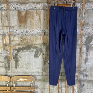 HYKE【ハイク】 MARINE TAPERED PANTS .