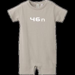 46n ロンパース / ナチュラル