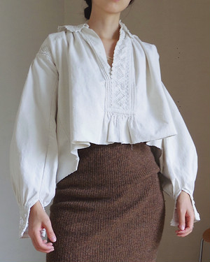 1930s Cropped blouse
