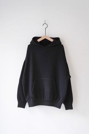 別注PARKA KNIT garment wash/OF-N020