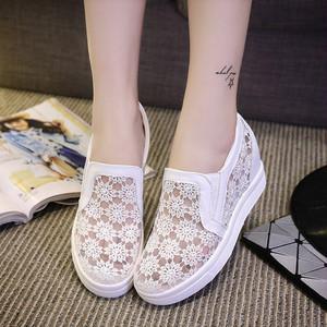 【お取り寄せ商品】lace mesh sports kicks 1542
