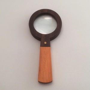 木製品デザインブランド ルーペ(ハンドル付き) STRaITO