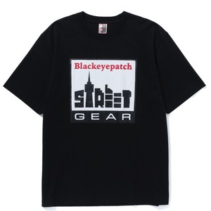 BLACK EYE PATCH / STREET GEAR TEE