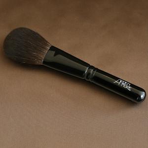 熊野化粧筆 パウダーブラシ(灰リス100%)