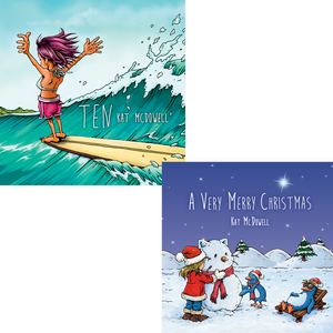Christmas & TEN CD pack