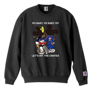 "予約アイテム ""Let's Hit The Cretes"" Sweat 10oz [A] Boys & Girls"