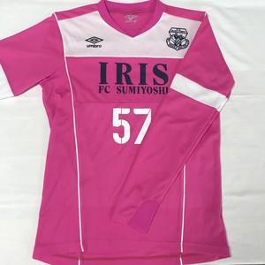 GKユニフォーム 2nd (ピンク)