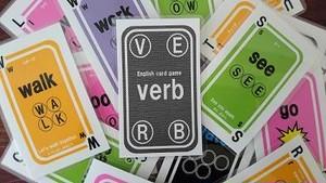 カードゲームverb ラミネート加工 箱なし