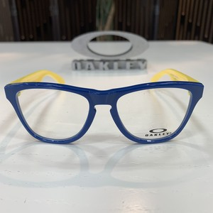 OAKLEY 「RX FROGSKINS XS(フロッグスキン)」POLISHED NAVY BLUE