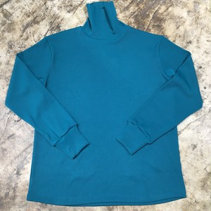 【EFILEVOL】 Color Turtle Neck Pullover