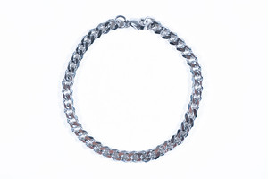 【316L chain bracelet】 / SILVER